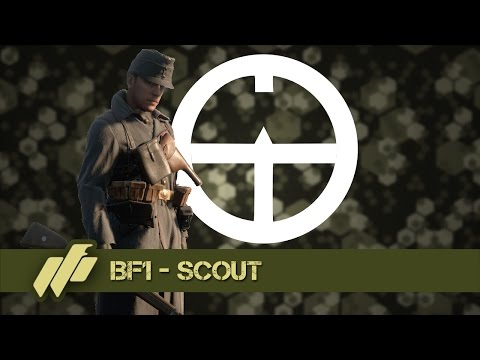 104 BF1 Scout - Voi ei, Jamppu Snaippaa!