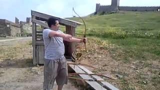 видео Инвентарь - Стрельба из лука в России