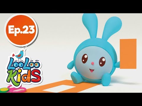 Cantec nou: BabyRiki EP 23: Paper Plane  - Cartoons for Children | LooLoo Kids