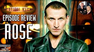 Doctor Who Rose Episode Review - Series 1 Episode 1