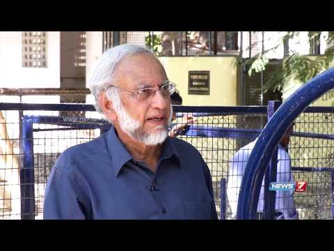 "Paesum Thalaimai - Chinny Krishna on "" How Blue cross of India save Animals & pets"" 