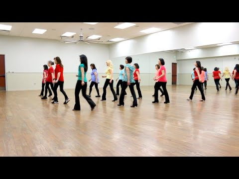 Nothing But You - Line Dance (Dance & Teach In English & 中文)