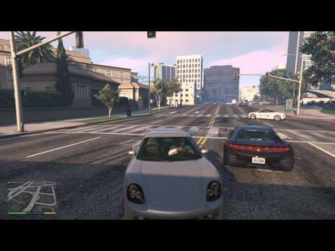 GTA 5 Next Gen | La Vie à Los Santos #3 La bourse [ PS4 | FR ]