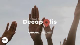 Operation Decapolis begins!