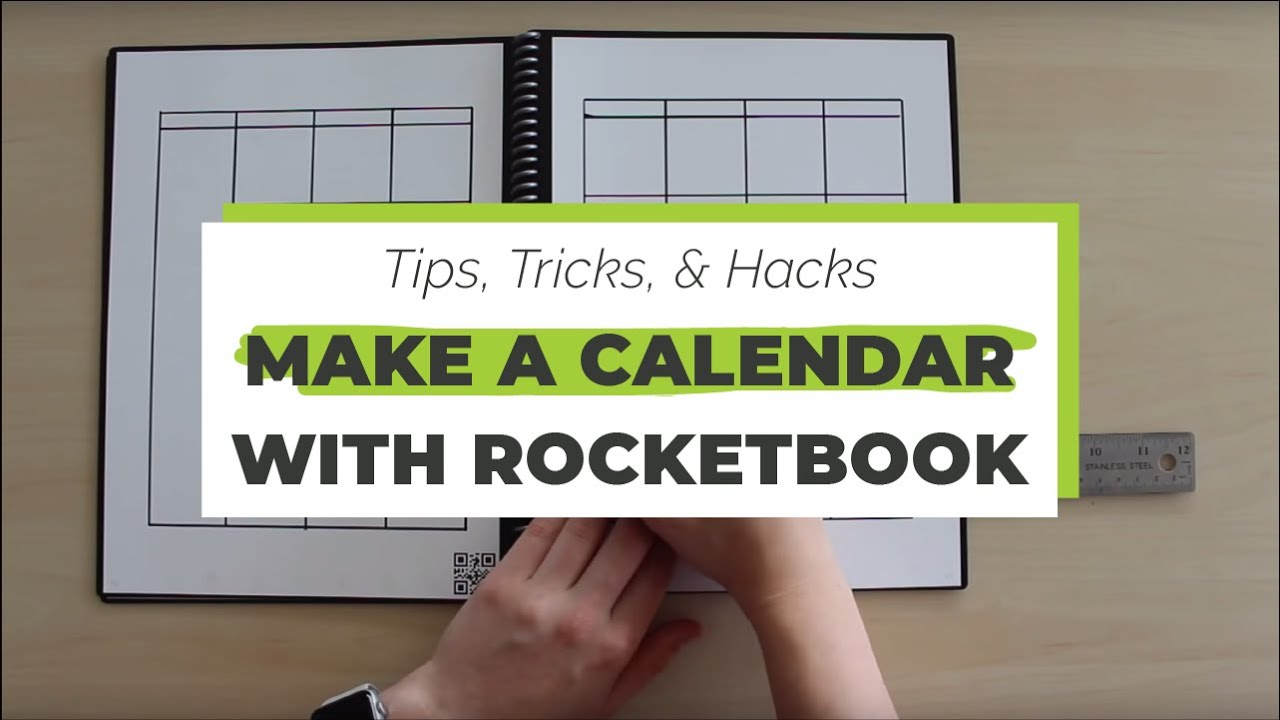 The 2-Minute Rule for Rocketbook Everlast Smart Reusable Wirebound Notebook