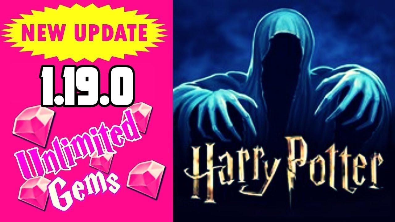 Harry Potter Hogwarts Mystery APK MOD 1.15.1 DIAMANTES INFINITOS [Sem Root]