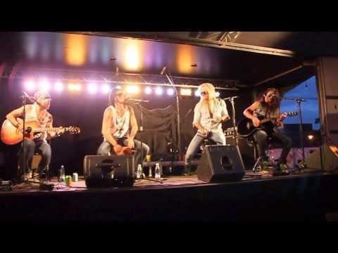 Reckless Love - Turku acoustik - Back to paradise