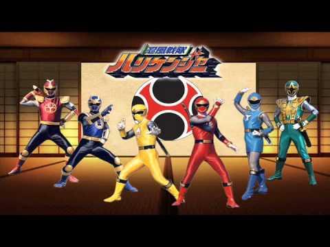 Power Rangers Ninja Storm theme song with lyrics ⚡ ⚡ Power ...