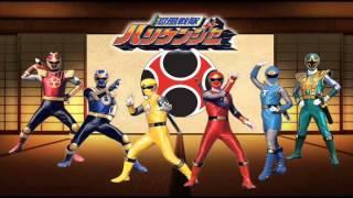 Power Ranger Ninja Storm. Theme song.