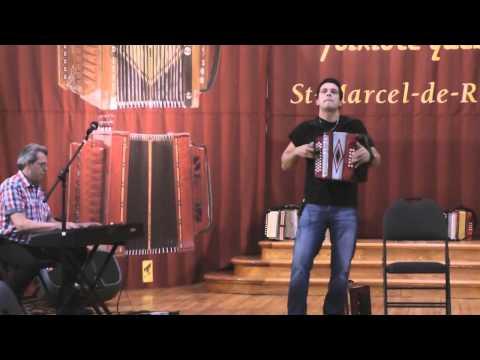 Édition 2014 du festival de l'accordéon, folklore québéc
