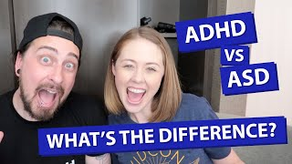 Download lagu ADHD YouTuber vs ASD YouTuber Main Differences MP3