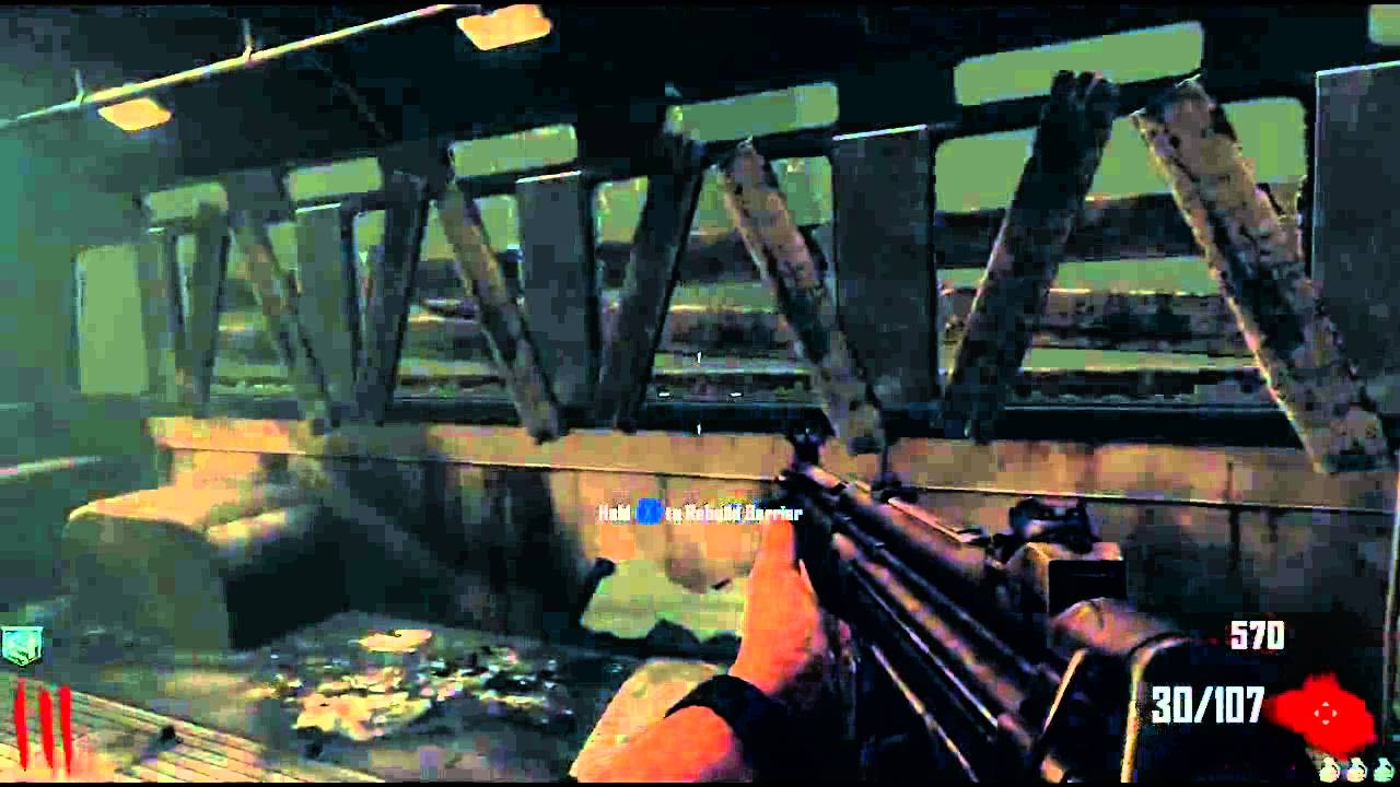 Call of duty black ops zombies gameplay youtube