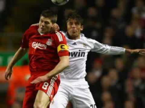 Liverpool vs Real Madrid(2009 (champions league)Round Of ...