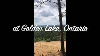 Golden lake Ontario Summer 2019