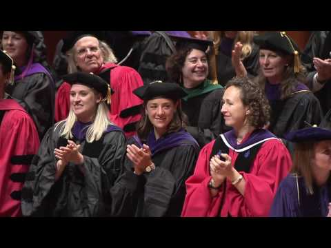 2016 UW School of Law Commencement Ceremony
