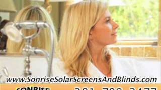 Sonrise Solar Screen, Houston, Tx