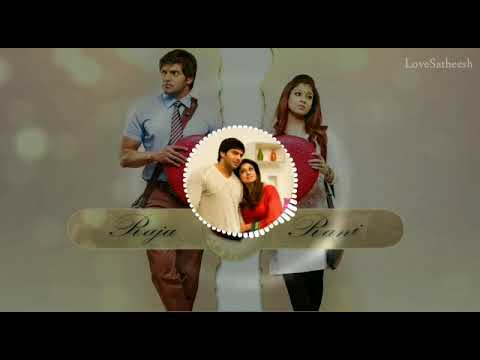 Raja Rani cut song