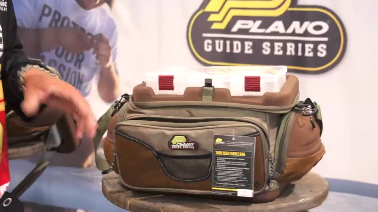 The plano guide series 3500 tackle bag (2021 version) is a classic and sturdy looking piece of equipment. New Plano Guide Series Bags With Kevin Vandam Icast 2013 Best In Show Youtube