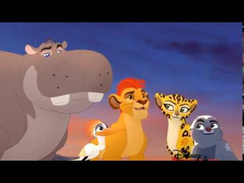 Песня Кайона и хранителей|И побеждать|на русском|Хранитель лев.