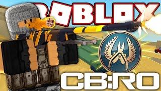 Contre-grève dans ROBLOX?! | CB:RO