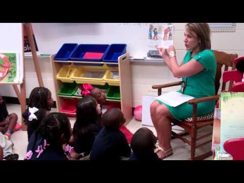 1st Grade Morning Meeting