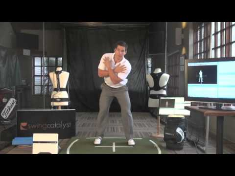 Richard Franklin Golf Academy - Upper Body Mechanics