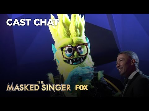 [Masked Singer] Thingamajig takes off his mask to reveal himself to be Victor Oladipo