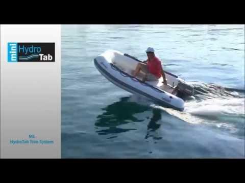 Hydrotab Mini - Σύστημα φλαπς για tenders