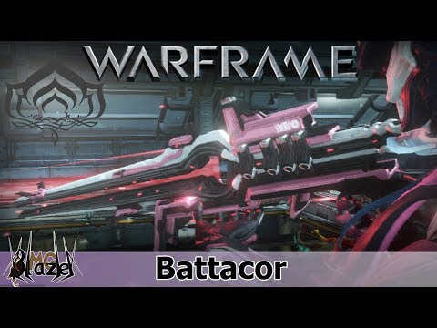 Warframe Weapon Overview: Battacor thumbnail