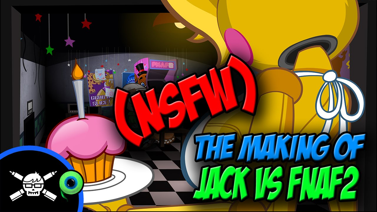 Five Nights At Freddys Wallpaper Cute The Making Of Jack Septiceye Vs Five Nights At Freddy S