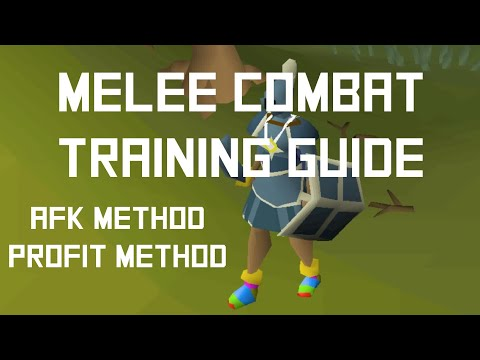 Ultimate 1 - 99 Combat Training Guide For F2P In OSRS For 2020