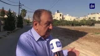 حملة نظافة واسعة بمنطقة الروضة في الحي الشرقي في محافظ اربد - (31-10-2017)
