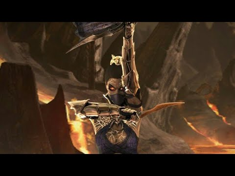 Swagg From The Edenian Princess! Kitana Royal Storm Tribute & Combos