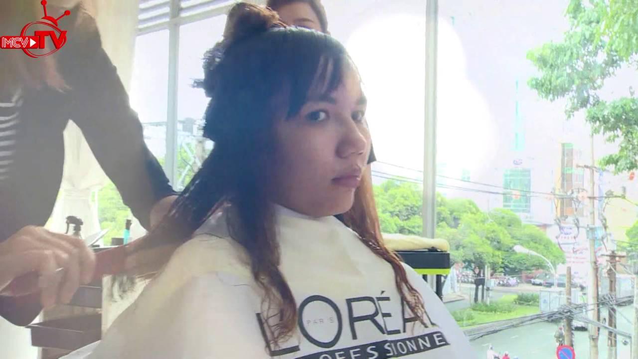 Thay đổi mái tóc hư tổn với phong cách mái ngố, cúp đuôi tóc dễ thương | Tổng quát những nội dung liên quan tóc nam đẹp mái ngố chính xác