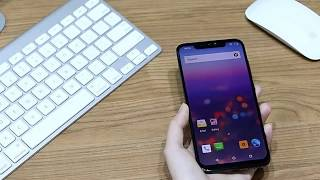 UMIDIGI Z2 6.2 Inch Quad Cameras Notch Full Screen Review Discount Price