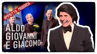 Silvano il mago di Milano - Ammutta Muddica | Aldo Giovanni e Giacomo