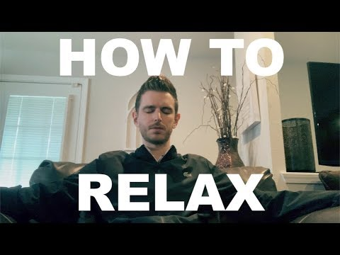 BEFRIEND YOUR BODY | GUIDED BODY RELAXATION | 2019