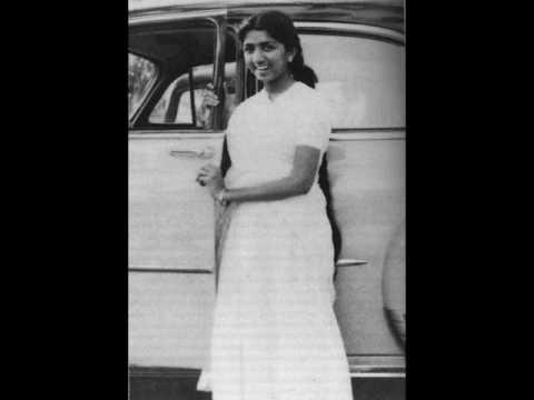 Ghir Ghir Aayi Kari Badariya Lata Shagufa 1953