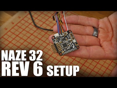 Naze32 Rev6 Setup | Flite Test - YouTube on