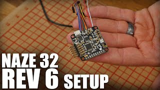 Naze32 Rev6 Setup | Flite Test