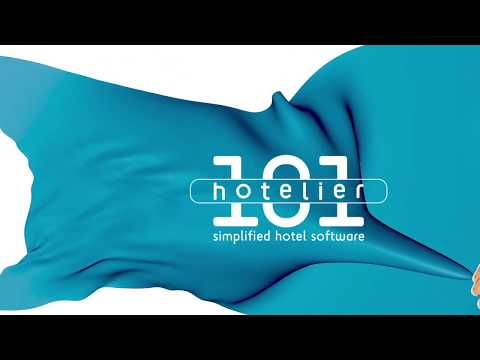 Hotelier 101 - Easy-to-use, Cloud-based Hotel Software