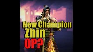 Zhin OP or Nah | Paladins PTS Gameplay | First Zhin Game