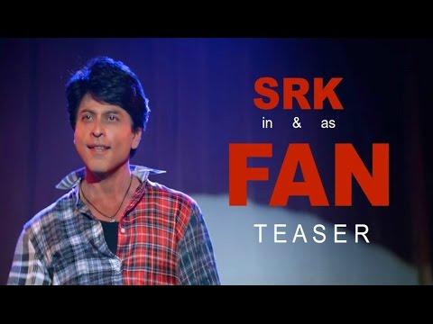 Fan Movie Teaser 2 | Shahrukh Khan And Shriya Pilgaonkar Review