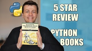 Automate the Boring Stuff with Python: Review | Learn Python with this complete python course