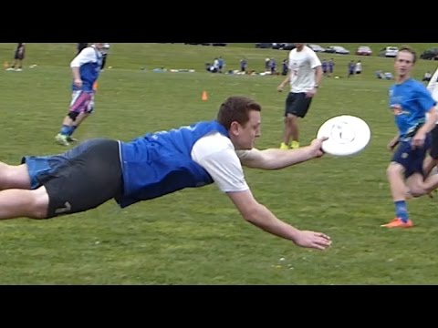RIT Ultimate - D-1 Metro East Regionals 2016