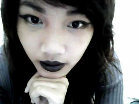 Asian Goth Poser Youtube