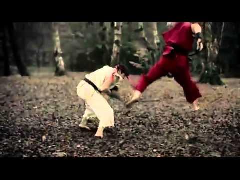Trailer do filme Street Fighter - O Retorno