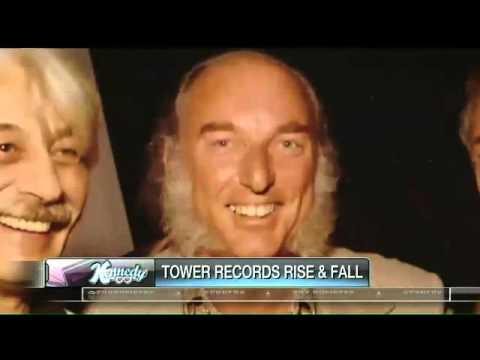 Memories Of Tower Records With Colin Hanks, 'Weird Al', Rita Wilson