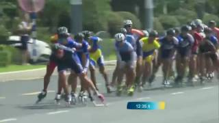 Marathon Men - 2016 World Roller Speed Skating Championships