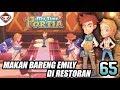 Makan Di Restoran Bareng Emily | My Time At Portia Indonesia #65